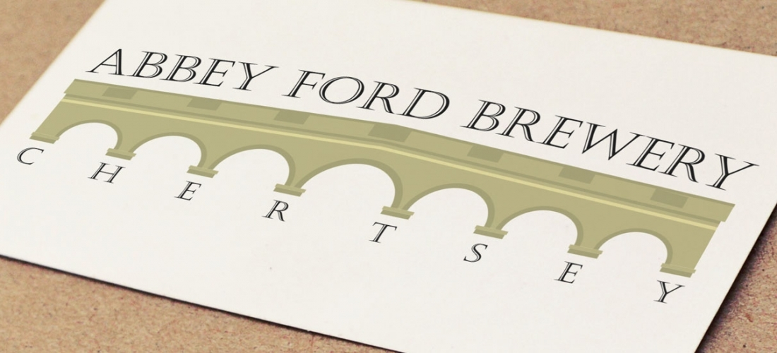 Abbey Ford Brewery – Beer Logo Design