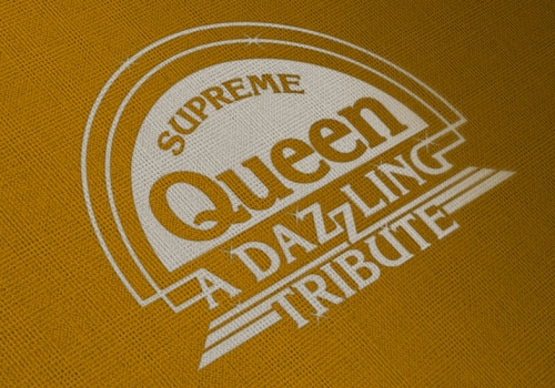 Supreme Queen – Band Logo Design