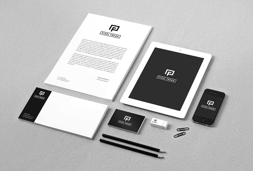 Business Stationery Design