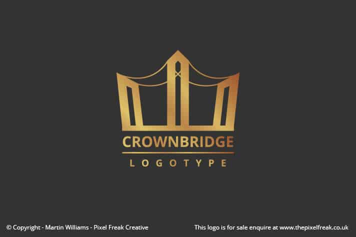 Combined Crown and Bridge