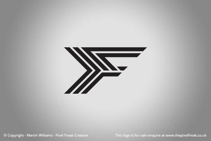 F Logo Motif