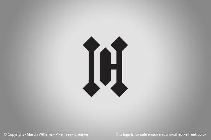 HC Letters Logo Monogram