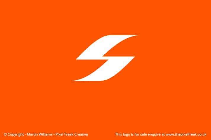 S Logo Motif