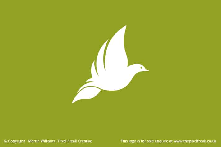 Alternate Dove Logo