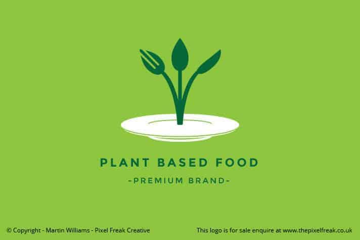Plant Based Food Company Logo