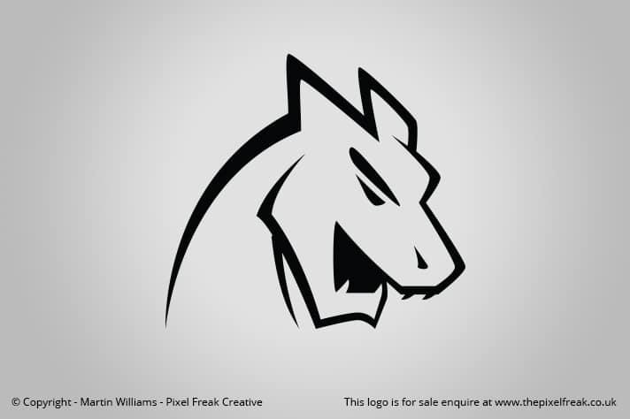Dragon Head Logo