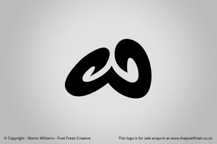Curvy W Logo