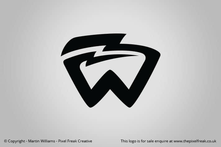 Lightning W Logo