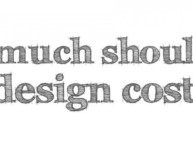 How much should logo design cost? Answered here…