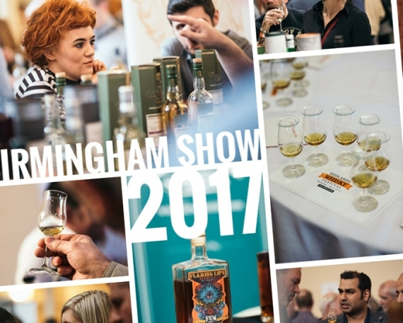 Graphic Design Stourbridge for Midlands Whisky Festival