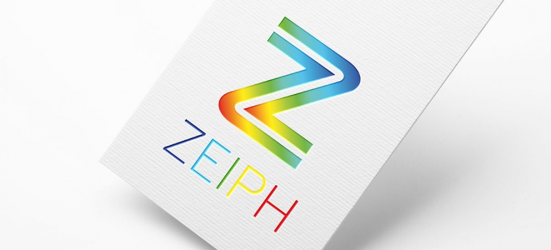 Zeiph – Colour Logo Design